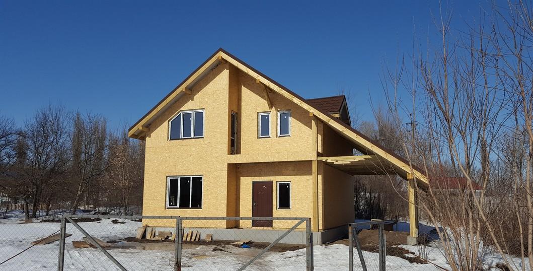 111 7 Строительство каркасных домов