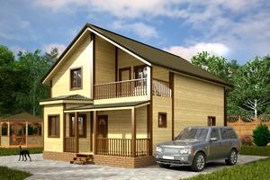 drevkon Строительство каркасных домов