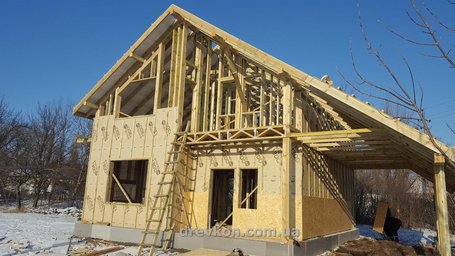 Пошаговое руководство по строительству крыши для дома своими руками